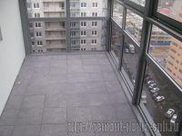 Подробнее: Плитка на пол комнаты и балконы